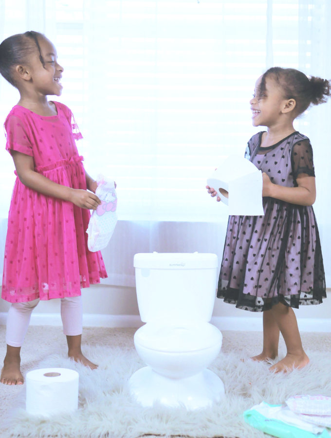 potty training tips for toddlers
